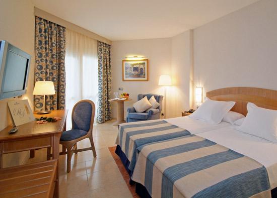 Hotel Meliá Alicante -Habitaciones
