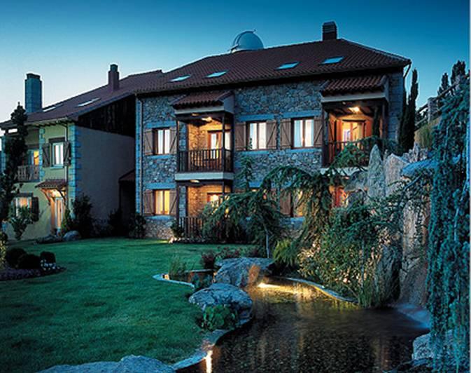 Hotel Milano Real - Gredos - VistaExterior