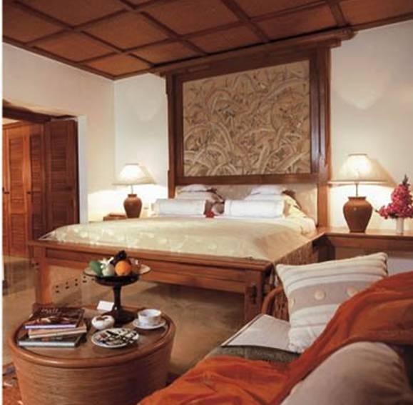 Hotel Oberoi Bali -Habitaciones