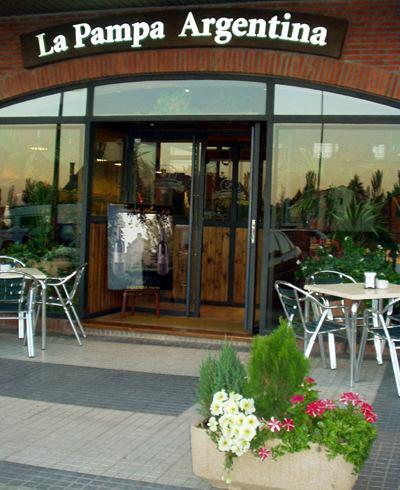 Restaurante La Pampa Argentina - Majadahonda -Entrada