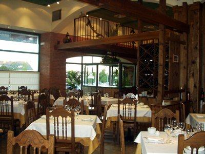 Restaurante La Pampa Argentina - Majadahonda -Mesas