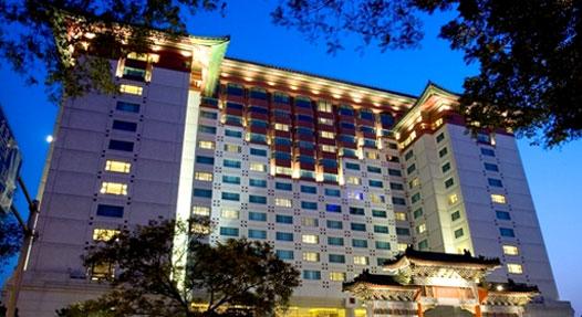 Hotel Peninsula Beijing -Exterior