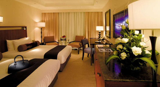 Hotel Peninsula Beijing -Habitaciones