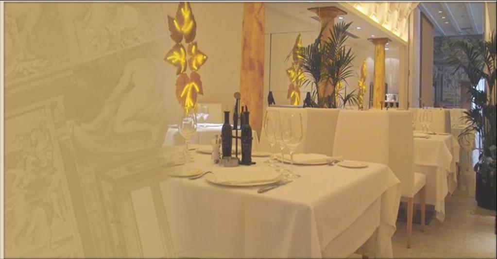 Restaurante El Portón del Duque - Salón
