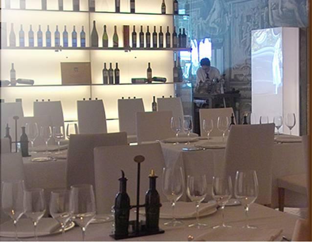 Restaurante El Portón del Duque - Mesas