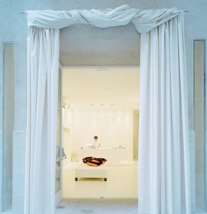 Hotel Puro - Palma de Mallorca -Recepción