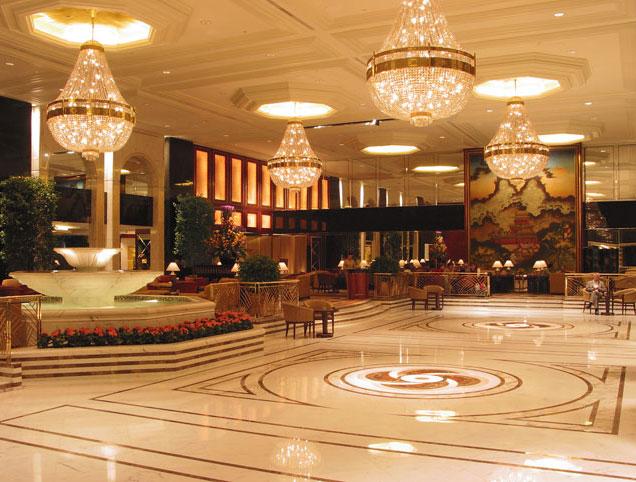 Hotel Shangri-La - Hong Kong -Lobby