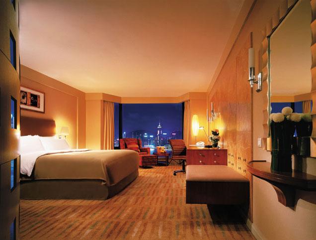 Hotel Shangri-La - Hong Kong -Habitaciones