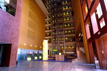 Hotel Sheraton Bilbao -Lobby