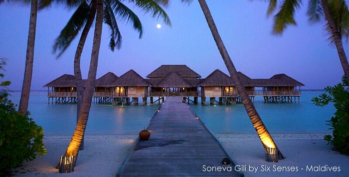 Hotel Soneva Gili, Maldivas -spa