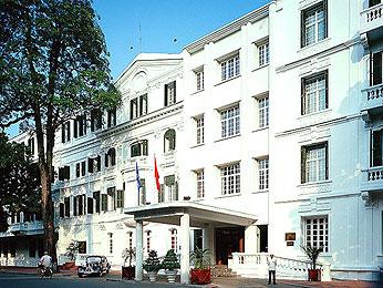 Hotel Sofitel Metropole, Hanoi (Vietnam) - vistaprincipal