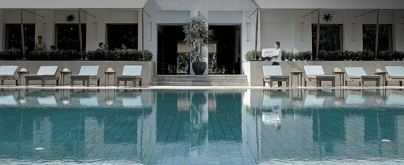 Hotel Sukhothai, Bangkok (Thailandia) -piscina