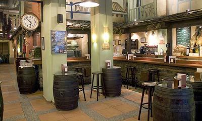 Restaurante Teitu -Entrada