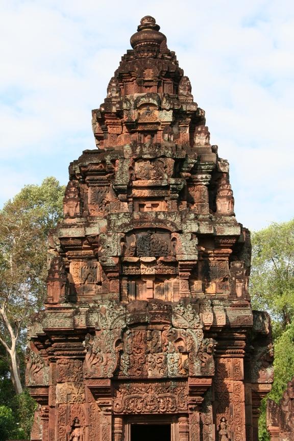 Siem Reap (Camboya) - Templo de lasMujeres