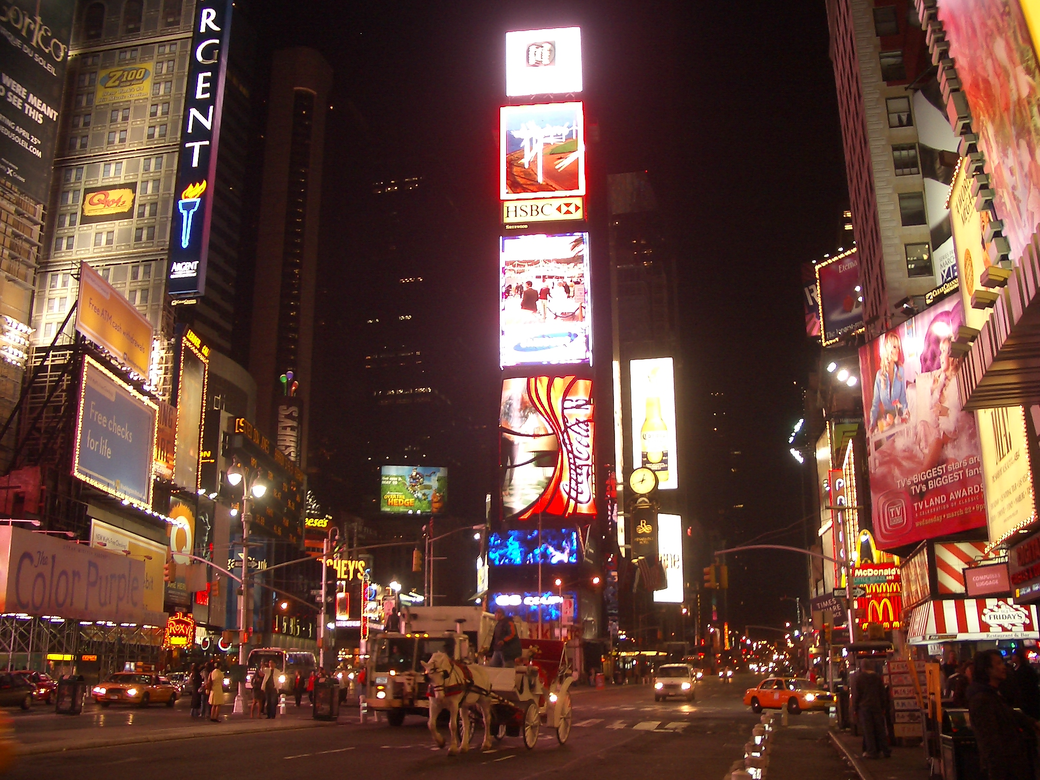 Nueva York (Estados Unidos) - TimesSquare