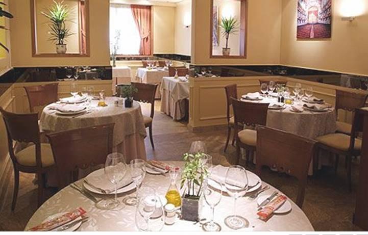 Restaurante La Torcaz - Madrid -Mesas