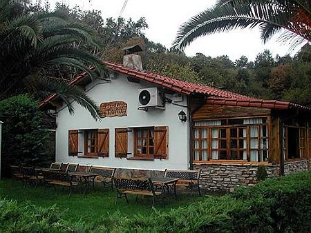 Restaurante El Tunel - Mióño - Santander - Exteriores