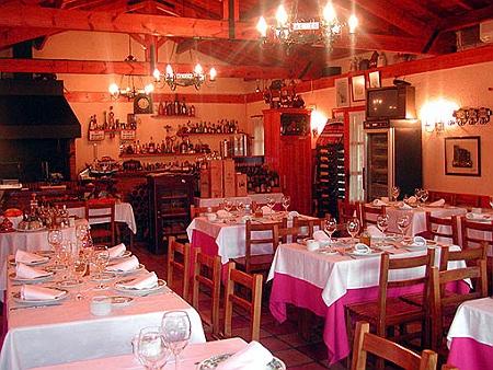 Restaurante El Tunel - Mióño - Santander - Salones 2