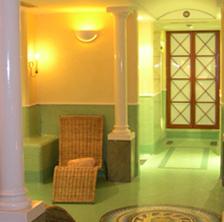 Hotel Bernini - Roma; sala de fitness