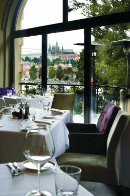Restaurante Bellevue - Detalle de lasmesas