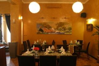 Restaurante Wild Lotus; Hanoi(Vietnam)