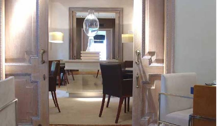 Restaurante Lof 39 - Salón deFumadores