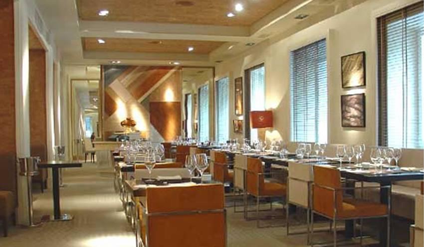 Restaurante Lof 39 - Salón de NoFumadores