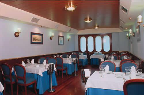 Restaurante O Cruceiro - Salónsuperior