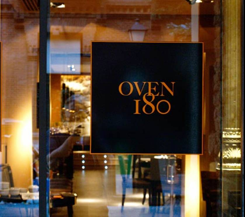 Restaurante Oven 180 -Entrada