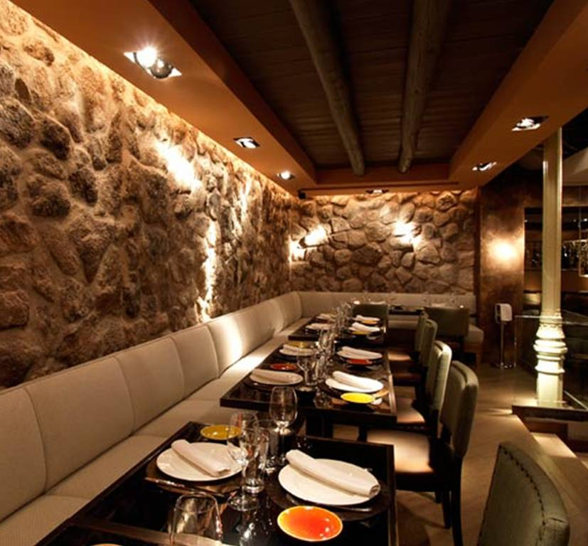 Restaurante Oven 180 - Detalle demesas