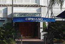 Cipriano - Entrada delrestaurante