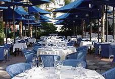 Restaurante Cipriano - Terraza deverano