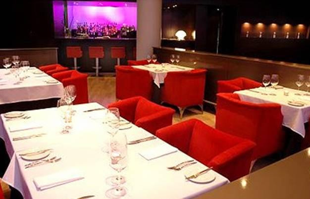 Restaurante Messina Marbella - Vista genérica delsalón