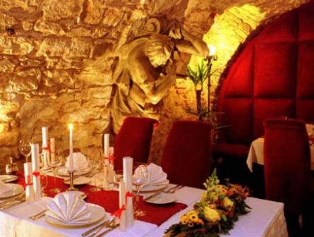 Restaurante Flambee - Detalle de una mesa