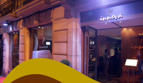 Restaurante Innova Restaurante - Entrada al local
