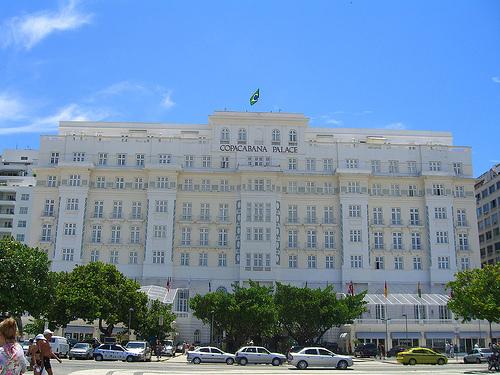Rio de Janeiro - Hotel CopacabanaPalace