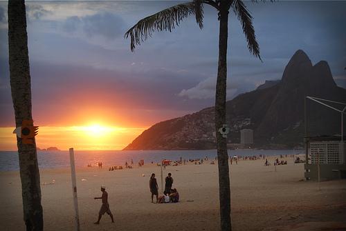 Rio de Janeiro - Playa deIpanema
