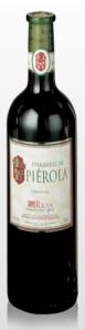 Vino Fernández de Piérola Tinto Crianza 2003 - Botella