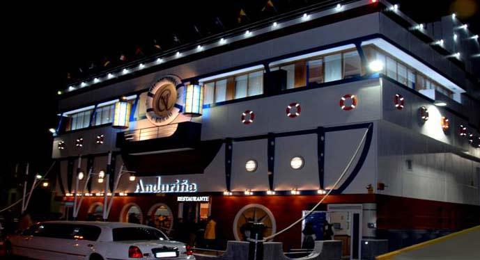 Imagen exterior - imitación de un barco