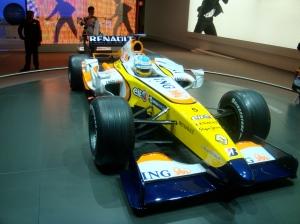 Renault de Fernando Alonso