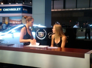 Stand de Chrysler