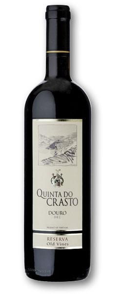 Vino procedente de la región del Douro