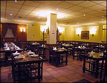 Restaurante Asador Iratxe - Comedor 2