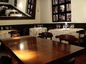 Restaurante El Recuerdo - Decoracion Interior