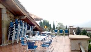 Restaurante Kate Zaharra - Terraza Exterior