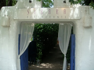 Restaurante Sibara Eentrada