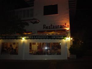 Vista exterior del Restaurante Jágaro - Mahón (Menorca)