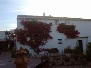 Hotel Biniarroca - Sant Lluis (Menorca) - Vista Exterior