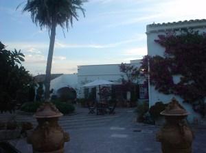 Hotel Biniarroca - Sant Lluis (Menorca) - Terraza