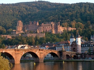 Castillo de Heidelberg - Alemania